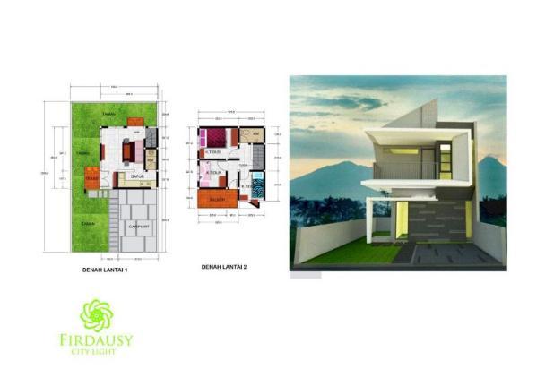 Dijual Rumah Murah skema Syariah 300jt an di Ujung Berung Bandung Timur 12941559