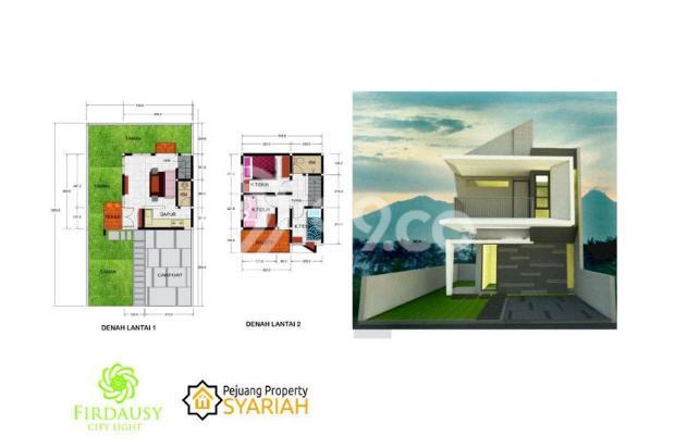 Dijual Rumah Murah skema Syariah 300jt an di Ujung Berung Bandung Timur 14704232