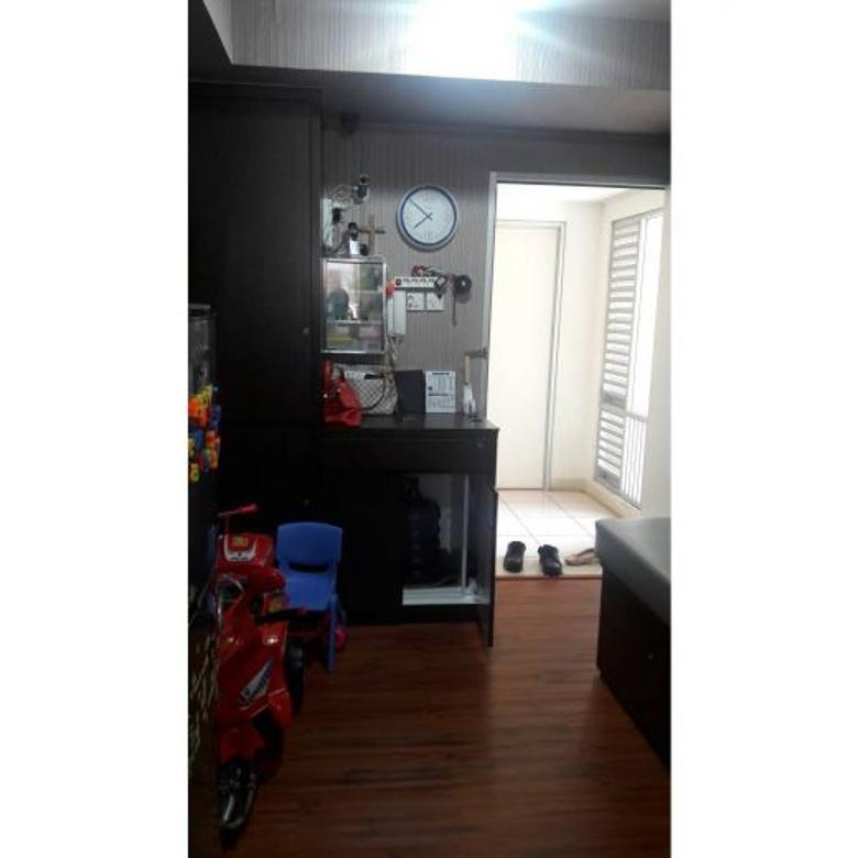 Dijual Unit Apartement Greenbay 2 kamar tower D