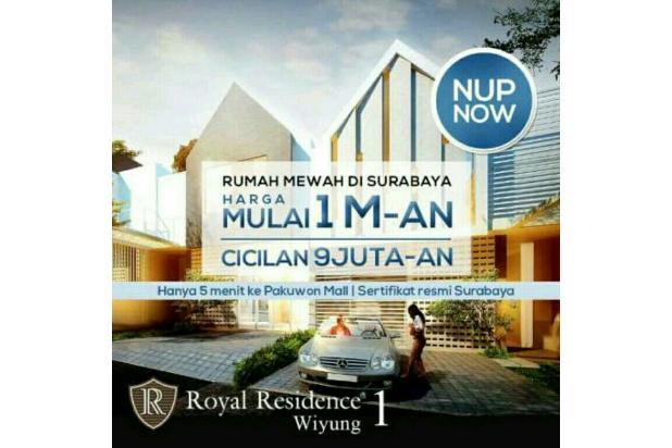 Launching.Harga Perdana Perumahan Royal Residence