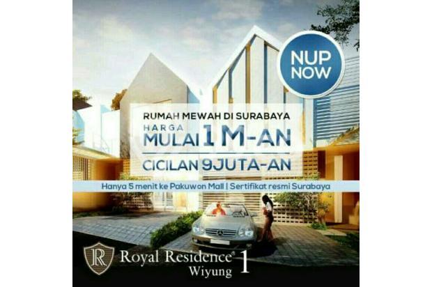 "Launching.Harga Perdana Perumahan Royal Residence ""SERENADE"" Surabaya Barat 17712434"