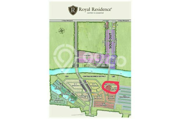 "Launching.Harga Perdana Perumahan Royal Residence ""SERENADE"" Surabaya Barat 17712439"