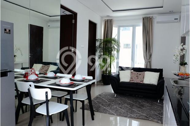 Rumah Baru Gaharu Terrace unit D Cilandak Barat Jakarta Selatan 4247516