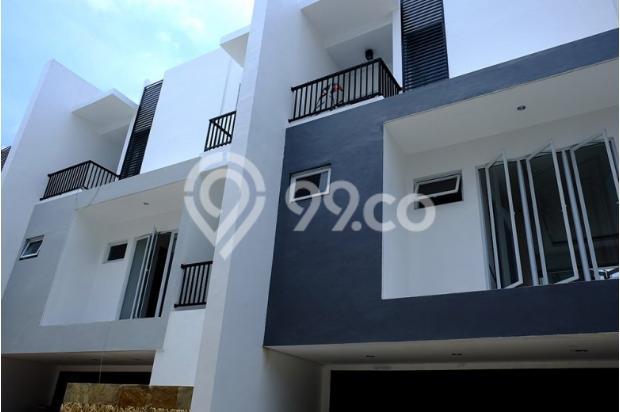 Rumah Baru Gaharu Terrace unit D Cilandak Barat Jakarta Selatan 4247517
