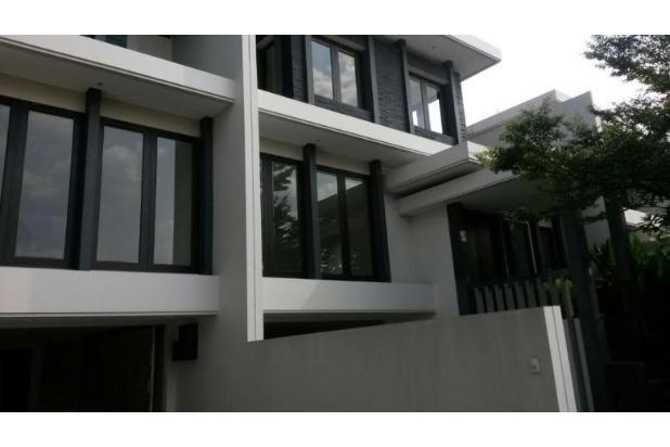 Dijual Townhouse Exclusive Ada Privete Pool Strategis di Ampera Raya Jaksel 17307723
