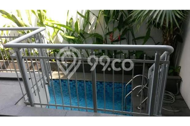 Dijual Townhouse Exclusive Ada Privete Pool Strategis di Ampera Raya Jaksel 17307730