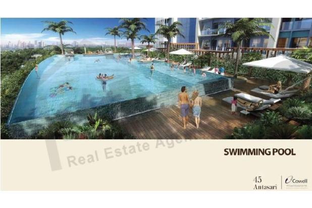 Rp2,22mily Apartemen Dijual