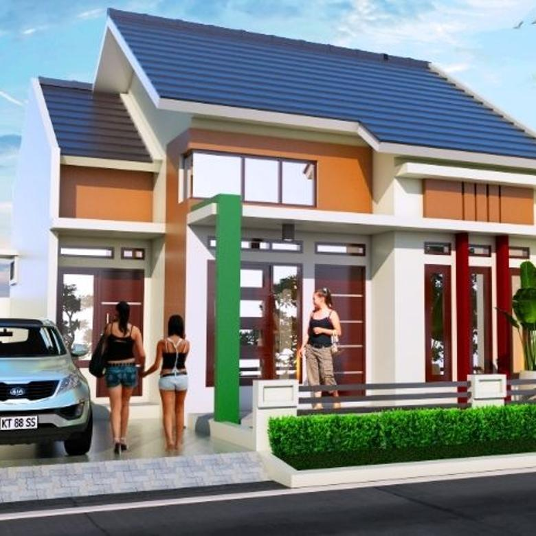 Perumahan Depan Kantor Dinas Perhubungan Tanjung Selor
