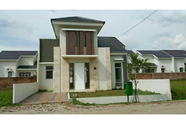Rp166jt Rumah Dijual
