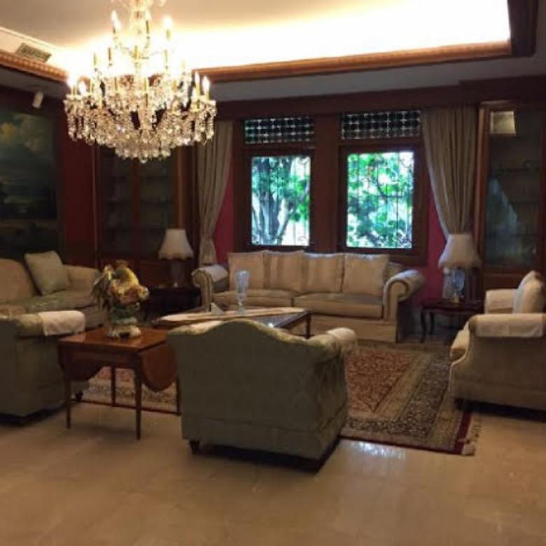 Dijual Rumah mewah di Bukit Golf Pondok Indah Jakarta Selatan