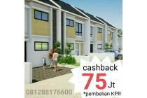 Kaisar Serpong Cashback 75 Juta untuk setiap Pembelian KPR
