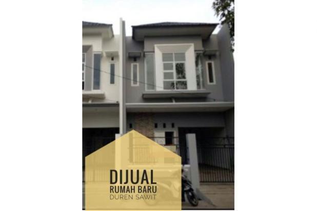 Dijual Rumah baru siap Ready Duren Sawit Jakarta Timur 12900325
