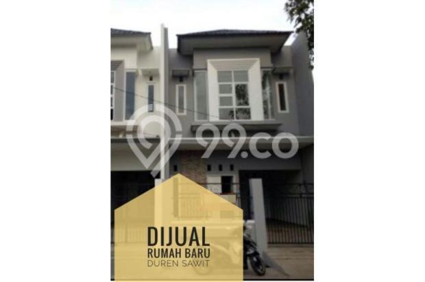 Dijual Rumah baru siap Ready Duren Sawit Jakarta Timur 12899538