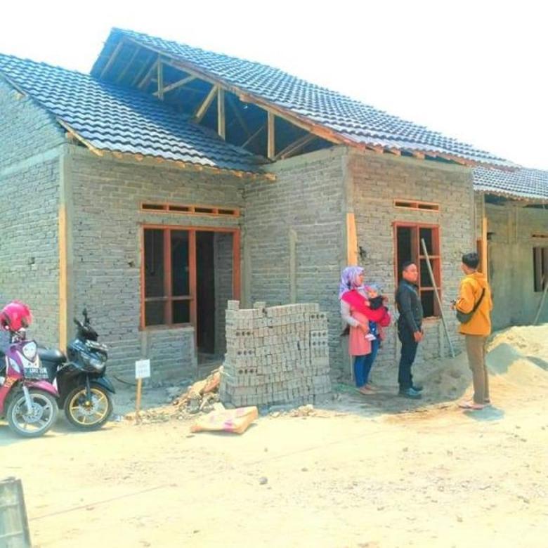 10 menit ke kampung batu malakasari. rumah murah tipe 45