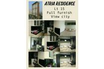 Sewa apartemen Atria residence