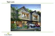 Rumah Minimalis Konsep Villa Di BSD Serpong , Cocok Untuk Investasi