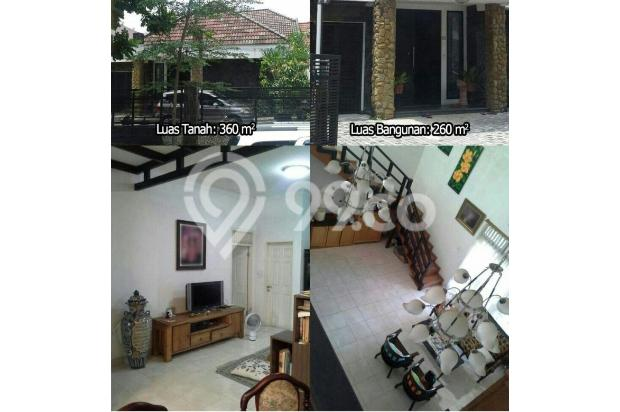 Dijual Cepat: Rumah 2 Lantai Semi Furnished di Giri Loka 2 BSD, TangSel 16224691