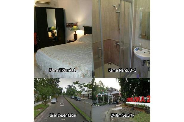 Dijual Cepat: Rumah 2 Lantai Semi Furnished di Giri Loka 2 BSD, TangSel 16224700