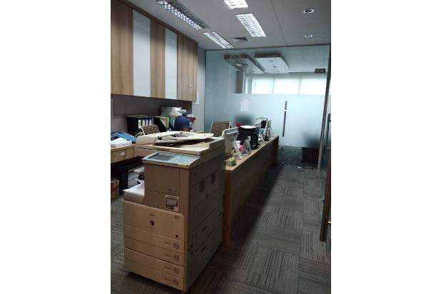 dijual mgold office space ukuran 70 m2 fully furnished di bekasi