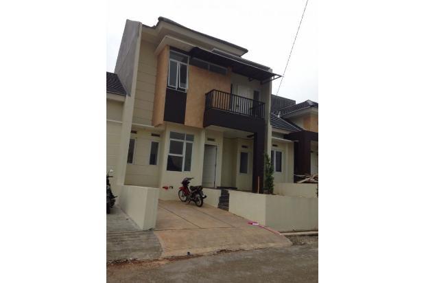 Rumah 2 Lantai 120/120 7 menit ke Tol & Stasiun KRL Cibinong FREE KPR 14418598