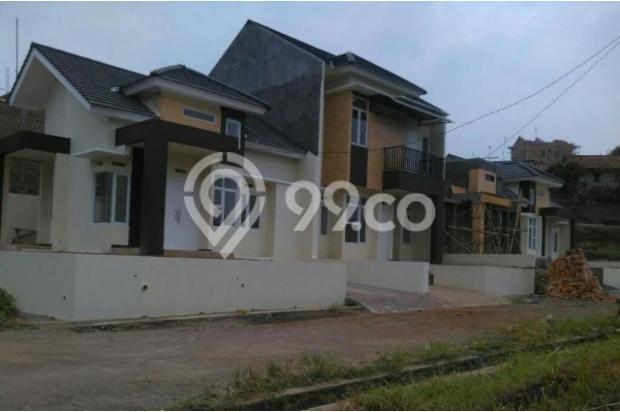 Rumah 2 Lantai 120/120 7 menit ke Tol & Stasiun KRL Cibinong FREE KPR 14418621
