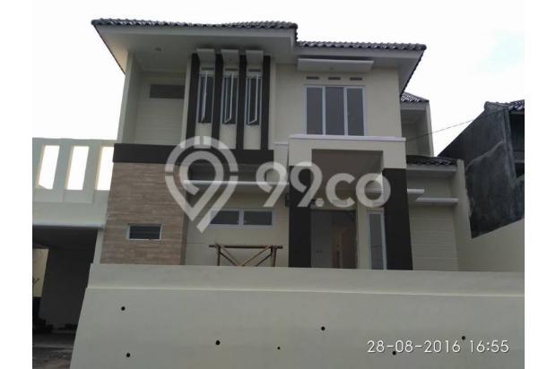 Rumah 2 Lantai 120/120 7 menit ke Tol & Stasiun KRL Cibinong FREE KPR 14418620