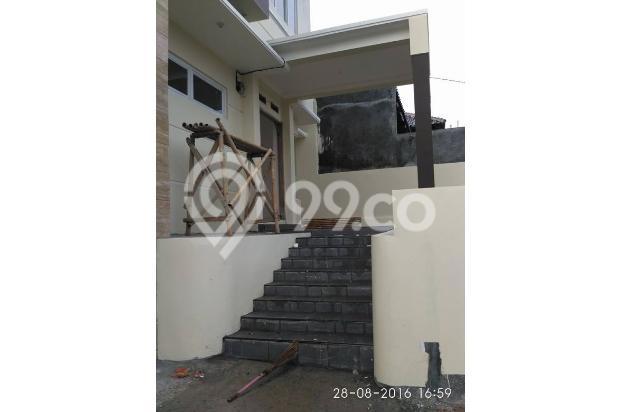 Rumah 2 Lantai 120/120 7 menit ke Tol & Stasiun KRL Cibinong FREE KPR 14418623