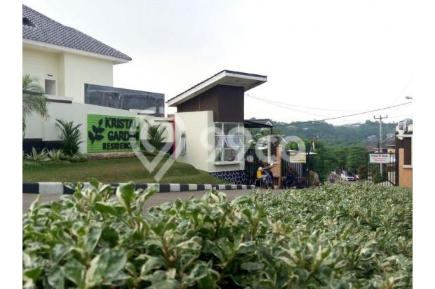 Rumah 2 Lantai 120/120 7 menit ke Tol & Stasiun KRL Cibinong FREE KPR 14418625