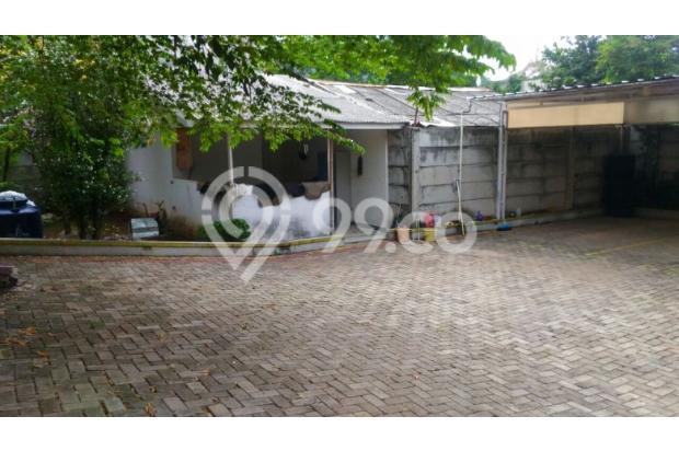 Di jual Rumah + Tanah kosong di Ciganjur Jagakarsa Jakarta Selatan 17935491