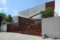 Rumah Lux di Jalan Bilal Ujung ( Krakatau )