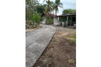 Tanah Kapling SHM-P Dekat Jl. Nasional 3 Wates, Harga 1 Jutaan