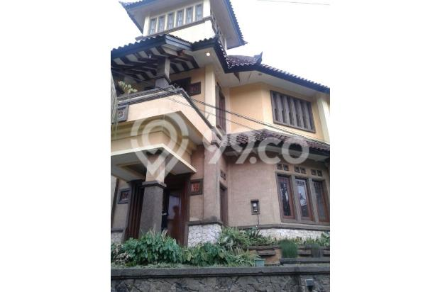 Dijual Rumah bernuansa bali di cirendeu 7608518