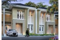 Dijual Rumah Baru Strategis di Cluster Water Spring Grand Wisata Bekasi