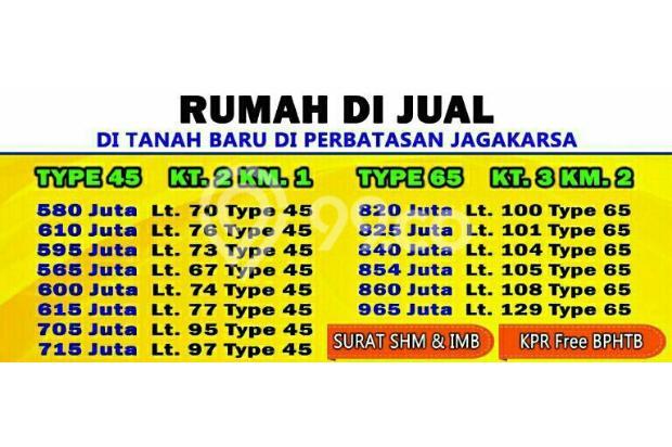 cluster baru harga perdana dijln utama 13697069