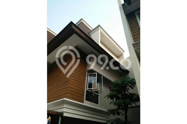 townhouse baru di kebagusan jakarta selatan 16509499