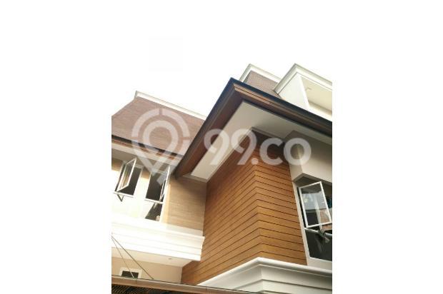 townhouse baru di kebagusan jakarta selatan 16509500