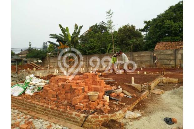 townhouse baru di kebagusan jakarta selatan 16509502