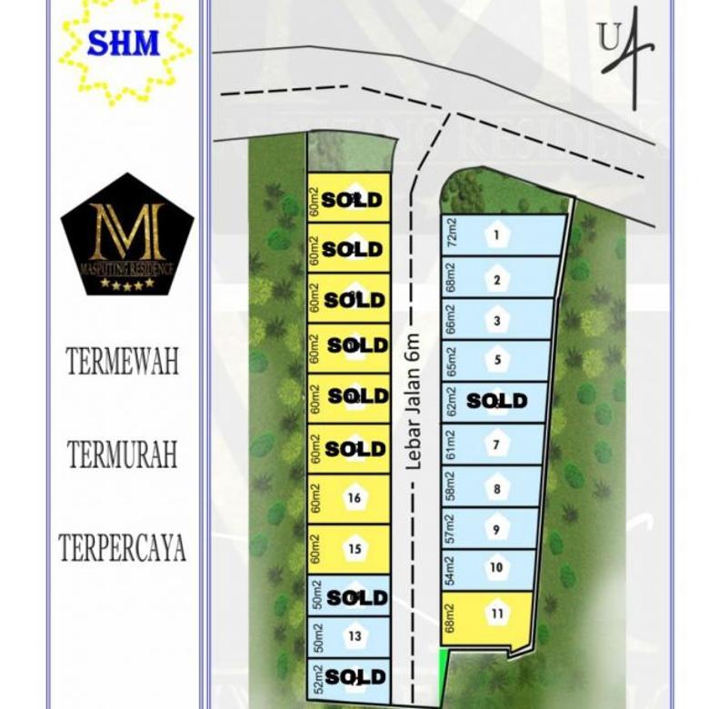 Rumah Mewah Dua Lantai Di BSD Serpong Tangerang Selatan