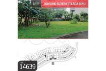 Kavling Sutera Telaga Biru, Serpong, Tangerang, 626 m², SHM