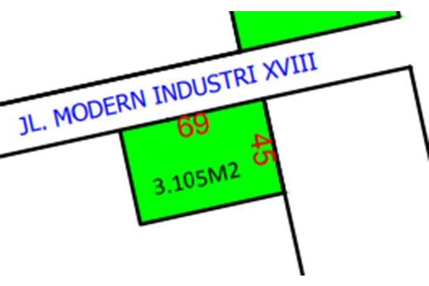 Rp6,21mily Tanah Dijual