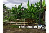 tanah 200 m2 tukad unda renon # Musi Ciung Wanara Pemuda Moh Yamin Puputan