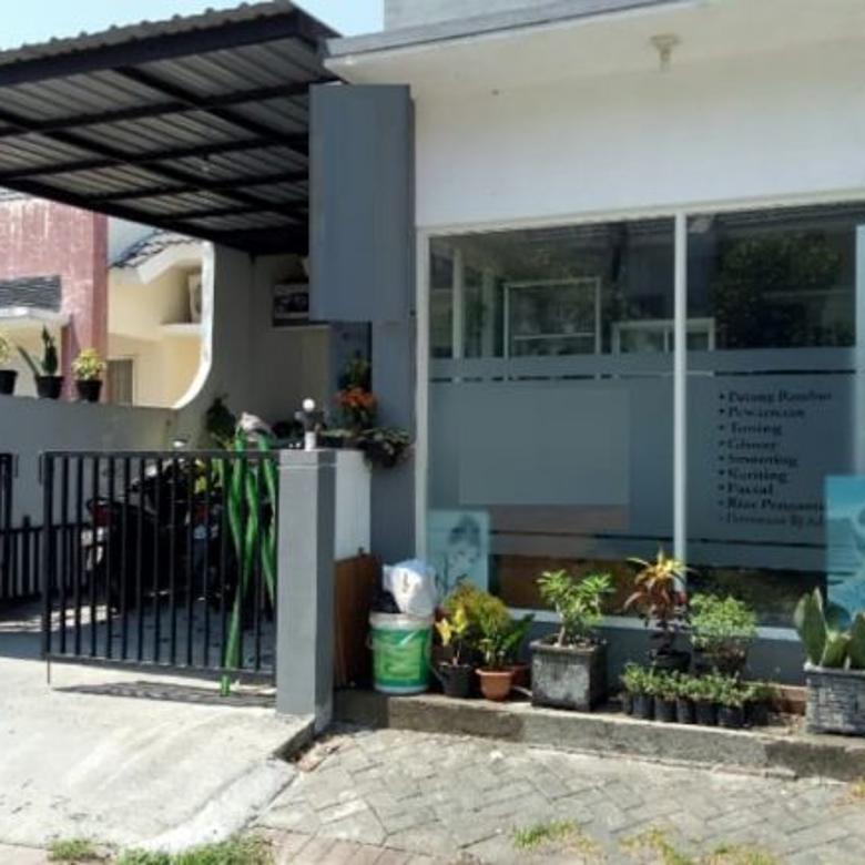 Murah Rumah Minimalis Full Bangunan 2lantai Delta Sari