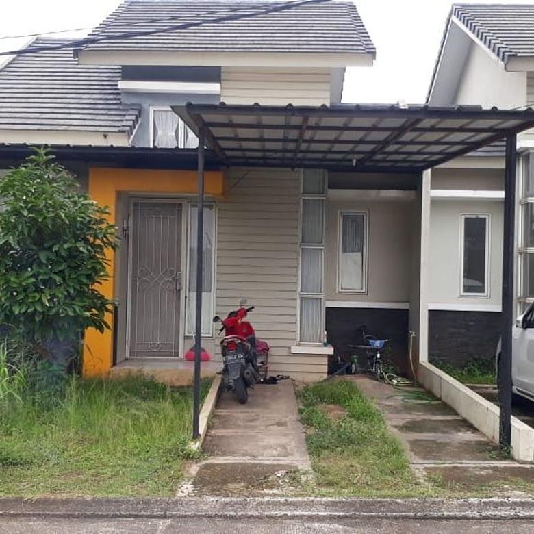 Rumah serpong garden greenview 5mnt jalan kaki stasiun cisauk