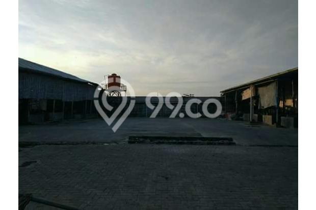 Dijual Cepat Tanah dan Gudang Lokasi Strategis Rajeg Tangerang. 13860399