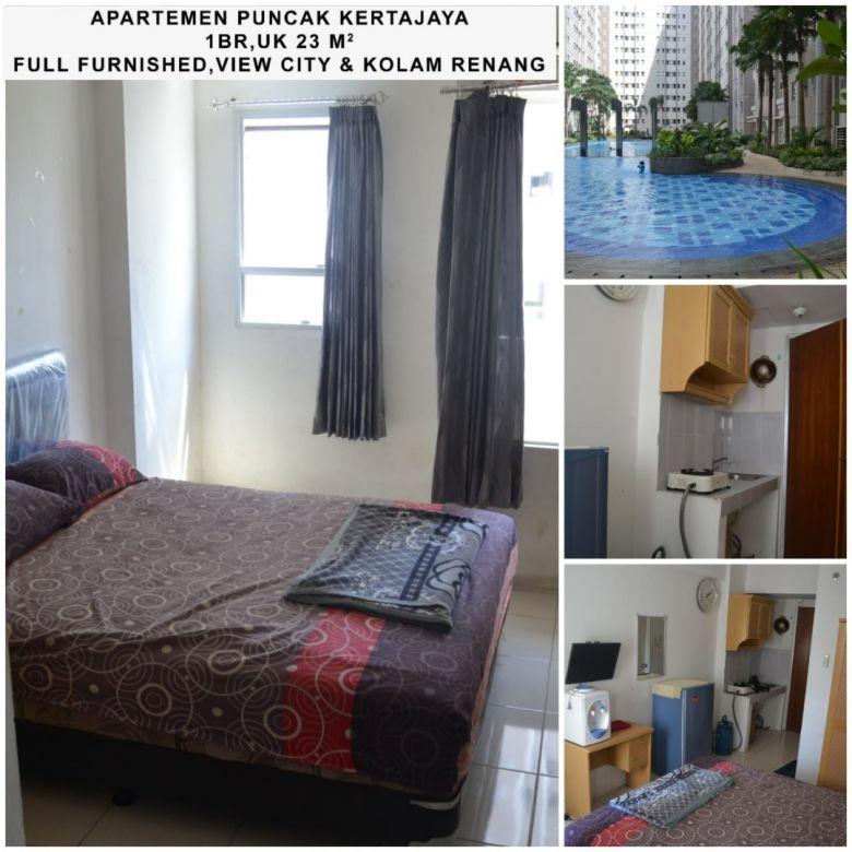 Apartement Full Furnish Puncak Kertajaya