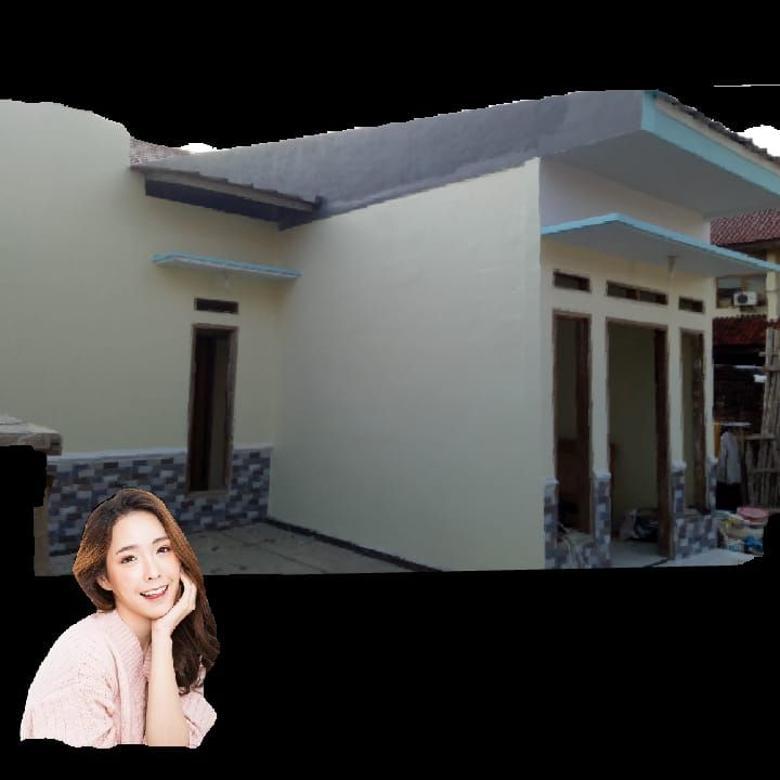 Rumah Dijual 1 Latai Bebas Banjir Di Bintara Bekasi,SHm Cash