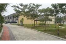 Kavling hoek, Perumahan Modernland, The Golf Residence TGR, Tangerang, bisa