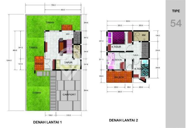 rumah syariah firdausy city 17307241