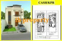#1 rumah manis minimalis cluster jln poltangan dkt pintu tol tb simatupang