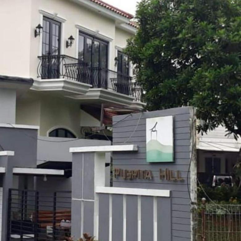 Rumah baru mewah siap huni di Bsd Puspitaloka